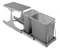 Sinks EKOTECH Sinks PATTY 30 1x8l+ 1x16l