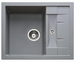 Sinks Sinks CRYSTAL 615 Titanium + Sinks MIX 35 - 72 Titanium