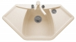 Sinks NAIKY 980 Avena + Sinks MIX 3 P